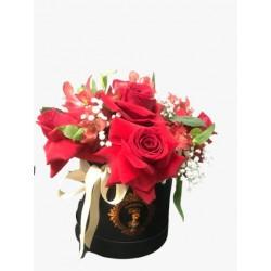 FLOWERS BOX DE ROSAS IMPORTADAS