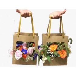 FLOWER BAG FLORES MISTAS